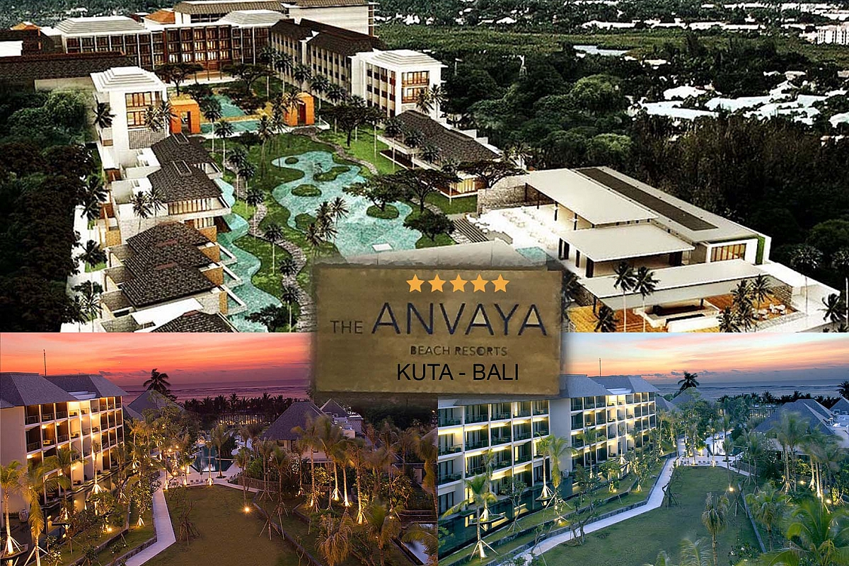 The Anvaya Resort Hotel - Kuta, Bali